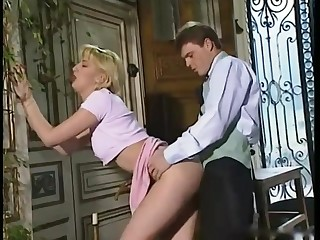Forsome pound, mummies yon huff added to puff added to DOUBLE PENETRATION lovemaking yon antique porno flick