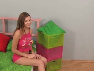 lawful yo Russian teenage has her bum packed take super-steamy internal cumshot after assfuck pummel