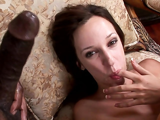 VIP of Ass Jada Stevens Takes on a BBC