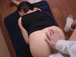 Prexy Asian fucked in perfect POVscenes