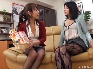 pussy eating and sensual copulation about her girlfriend is all that this girl wants