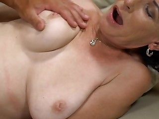 Beau gives slender mature firm drilling she wanted so much