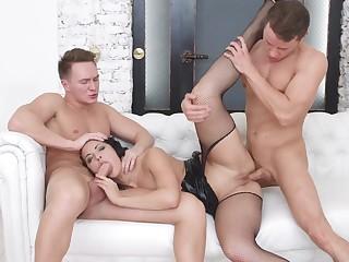 Indestructible sex prevalent two males in insane XXX scenes