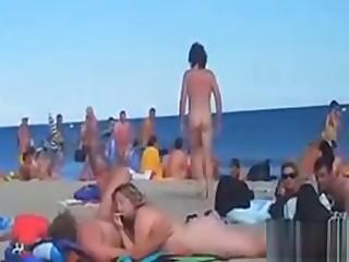 beach swinger sex