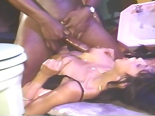 Retro Fro On Black Gay blade Fucking Married Milf
