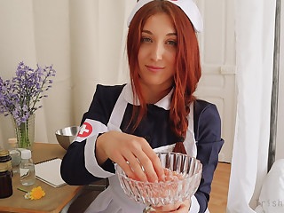ROLEPLAY JOI (Fr + Eng. Subs) - Dramatize expunge Daisy Nurse.