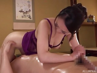 Japanese with huge tits, insane untrained oral personify