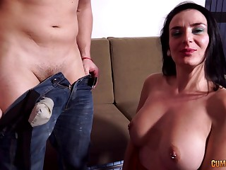 Tatted-up MILF Lamia Dark enjoying some great sex with her suitor