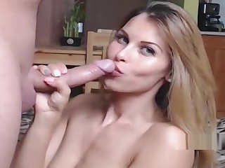 Paterfamilias Shagging Beautiful Kirmess In Pussy And Mouth