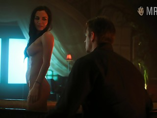 Juicy jugs and real sexy butt belonged relative to Martha Higareda are exposed