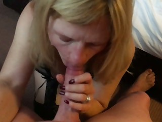 My lusty slender blue-eyed head feels great painless she sucks my delicious cock
