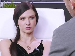 Slavic Whore Disciplined In Brutal Anal Making love